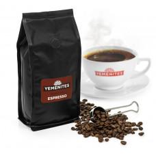 YEMENITES Čerstvě pražená zrnková káva Espresso Blend 1000g