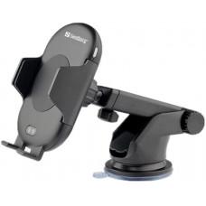 Sandberg bezdrátová autonabíječka Qi, In Car Wireless Charger IR 10W