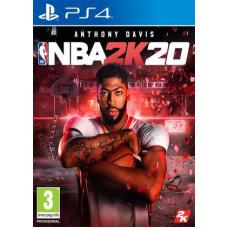 TAKE 2 PS4 - NBA 2K20
