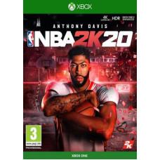 TAKE 2 XOne - NBA 2K20
