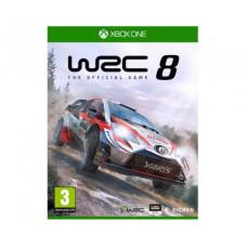 UBISOFT XONE - WRC8 Steelbook edition