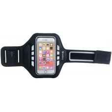 Sandberg Sport Armband LED 5.5'', černý