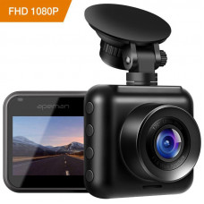 Apeman Digitální Autokamera Apeman C420, 1080P Full HD