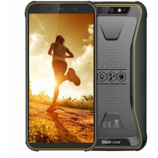 iGET Blackview GBV5500 Pro, Dual SIM, IP68, Yellow