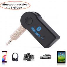 Tactical Bluetooth Receiver Jack 3,5mm Black