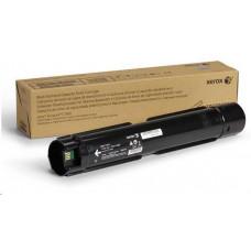 XEROX Black STD CAP Toner Cartridge VL C7000/5300s