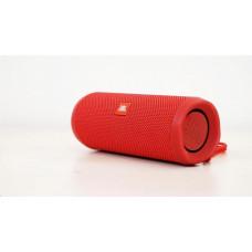 +4 JBL bezdrátový reproduktor Flip 4, 2x8W, BT, vestavěný mikrofon, voděodolný, red