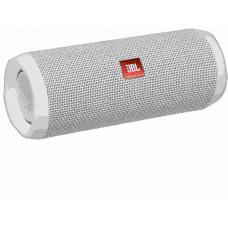 +4 JBL bezdrátový reproduktor Flip 4, 2x8W, BT, vestavěný mikrofon, voděodolný, white