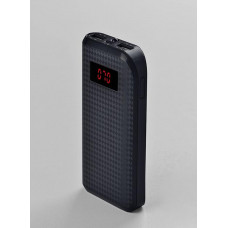 REMAX Power bank 10.000 mAh - design carbon - černý