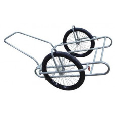 vozík BARUM, 725x895x250mm, nafukovací, nosnost 240kg