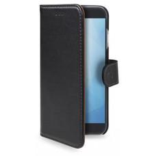 CELLY Pouzdro typu kniha Wallet Galaxy A50, černé