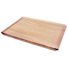 DŘEVOTVAR vál 60x40cm dřev.