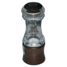 DŘEVOTVAR mlýnek na koření KLASIK 15cm akryl+dřev.mořený