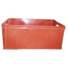 ALFA PLASTIK přepravka na maso 30kg PH plná 60x40x25cm