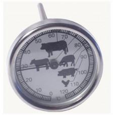 TFA teploměr vpichovací do potravin pr.5x12cm  14.1002.60.90