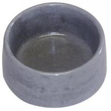 BEMI miska kulatá vyšší 154x 67mm beton   (222)