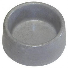 BEMI miska kulatá vyšší 132x 57mm beton   (36)
