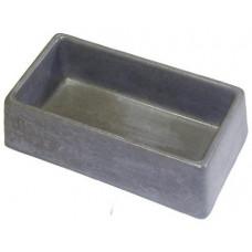 BEMI miska obdélník 245x135x75mm beton   (85)