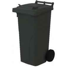 CONTENUR nádoba na odpadky 120l PH ČER