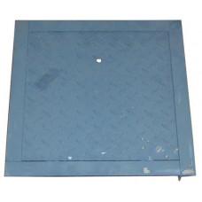 plech zákrytový vrtaný 600x600mm
