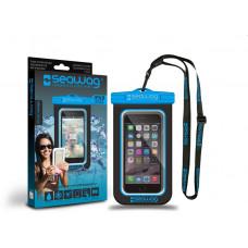 SEAWAG Voděodolné pouzdro pro telefon Černá/Modrá