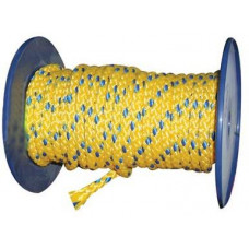 LANEX lano PPV bez duše 10mm barevné pletené (100m)