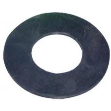 těsnění WC CH01 memb.rovná,64x30 gum.
