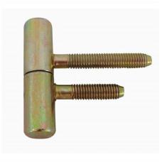 TKZ závěs dveřní 60/10  M8/50mm Zn ŽL         (50ks)