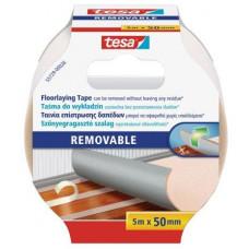 TESA páska kobercová 50mmx 5m výztuha textil