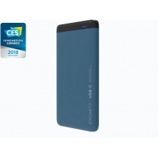 CYGNETT 20,000mAh USB-C,PD-48W Power Bank in Teal