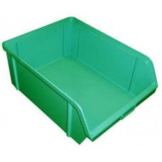ALFA PLASTIK bedna ukládací zkos.  3kg  PH ZE 150x100x70mm