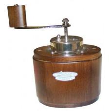 LODOS kávomlýnek OVÁL 17cm dřev.tmavý