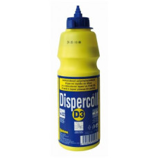DRUCHEMA lepidlo disperzní DISPERCOLL D3  500g s aplikátorem