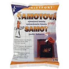 KITTFORT moučka šamotová 1kg