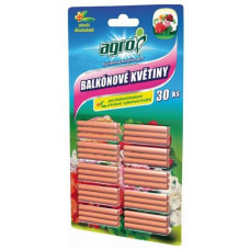 AGRO hnojivo AGRO tyčinkové balk.květiny (30ks)