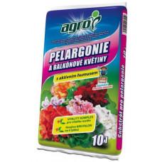 AGRO substrát pro pelargonie 10l