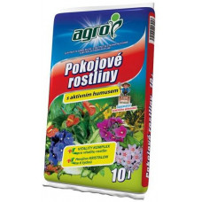 AGRO substrát pro pokojové rostliny 10l