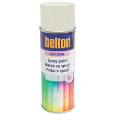 BELTON barva ve spreji BELTON RAL 9010, 400ml BÍ