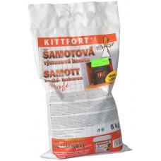 KITTFORT moučka šamotová 5kg