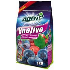 AGRO hnojivo OM borůvka, brusinka 1kg