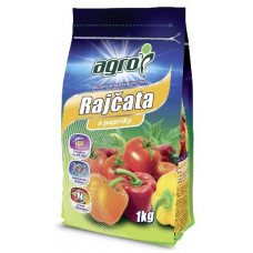 AGRO hnojivo OM rajče a paprika 1kg