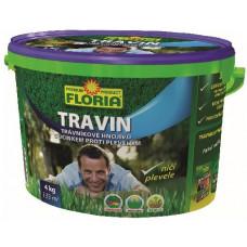 FLORIA hnojivo FLORIA TRAVIN 3v1  4kg