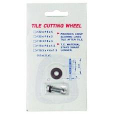 kolečko náhradní do řezačky 22x2,0mm, d6mm