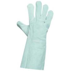 rukavice svářečské MERLIN hovězí štípenka