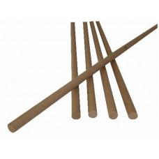DIPRO hmoždinka hladká  6mm dřev.     (5ks=4bm)