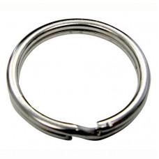 kroužek na klíč 12mm Ni    (100ks)
