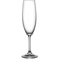 CRYSTALEX sklenice na šampus flétna 220ml LARA (6ks)