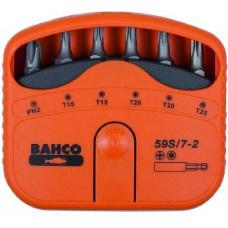 BAHCO bit nástavec sada   7díl. 59S/7-2