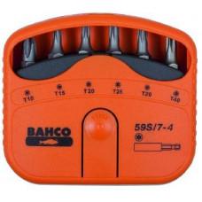 BAHCO bit nástavec sada   7díl. 59S/7-4