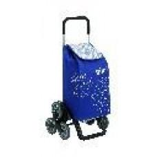GIMI taška nákupní TRIS FLORAL 56l, nosnost 30kg MO